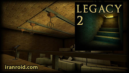 Legacy 2 – The Ancient Curse - میراث 2 – نفرین باستانی