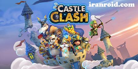 Castle Clash - کستل کلش